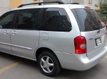 Foto Minivan mazda mpv 03 filas asientos remato 7500