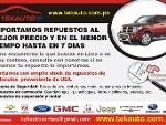 Foto Autos importados-autos siniestrados- subasta