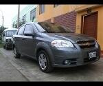 Foto Chevrolet aveo 2012