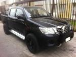 Foto Toyota Hilux CD 4x4 Diesel 2012 52000