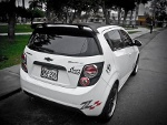 Foto Chevrolet sonic lt personalizado en perú
