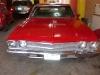 Foto Chevrolet malibu 1969 uso especial en perú