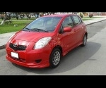 Foto Toyota yaris hatch back 2008