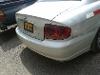 Foto Sonata 2003 con GLP Mecanico