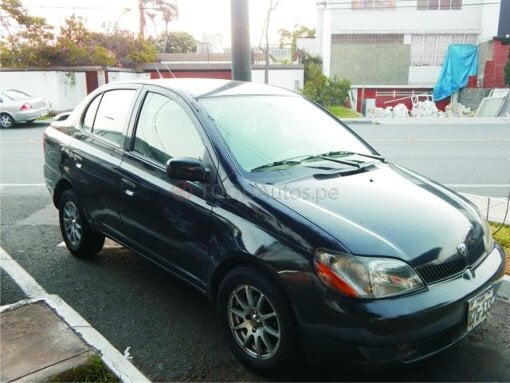 Foto Toyota Platz 2001 173600