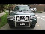 Foto Nissan Patrol 2001