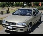 Foto Nissan sunny 2000