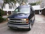 Foto Chevrolet Chevy Van Express Cargo G2500 2002