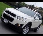 Foto Chevrolet captiva 2012