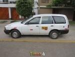 Foto Nissan AD wagon 1997 uso particular mecanico...