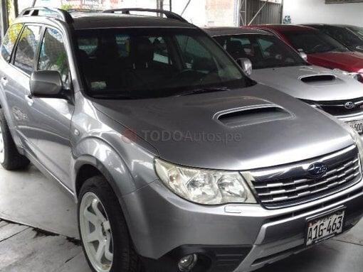 Foto Subaru Forester 2009 2000