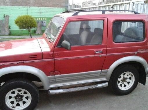 Foto Suzuki Samurai 4x4, Motor 1300 Cc Tres Puerta