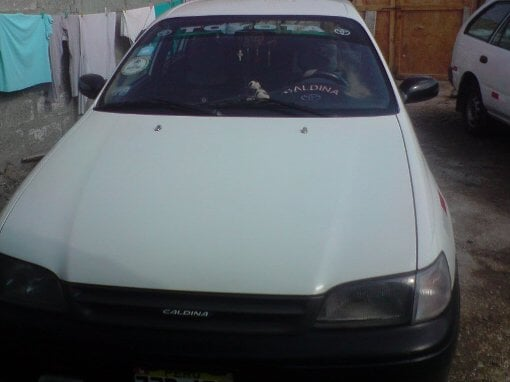 Foto Se vende Toyota Caldina 2002, CONDICCIONES buen...