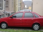 Foto Chevrolet Corsa Evolution 2005 Rojo...