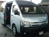 Foto Toyota hiace 2014, motor 5l, 16 pasajeros