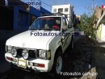 Foto Nissan fiera pickup 1996, Arequipa