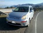 Foto Toyota-modelo raum