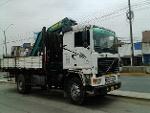 Foto Camion grua