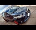 Foto Toyota yaris 2013