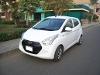 Foto Hyundai eon hatchback ano 2013 color blanco,...