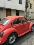 Foto Volkswagen Escarabajo Brasilero