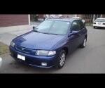 Foto Mazda familia 1998