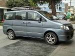 Foto Se vende minivan zna con glp 42000km en lima