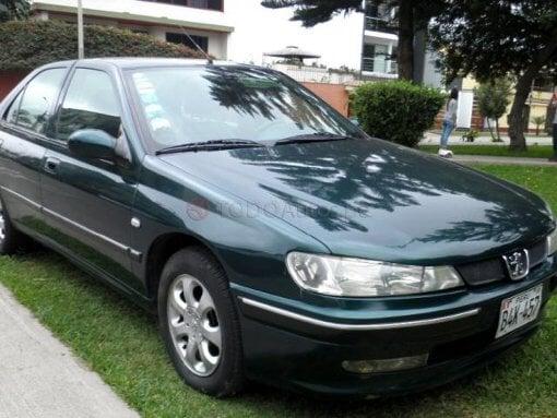 Foto Peugeot 406 2001 135900