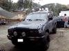 Foto Land cruiser toyota 4x4 fzj80 off road mt fj jeep