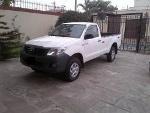 Foto Vendo Camioneta Toyota Hilux 4x4 Cabina Simple...