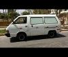 Foto Nissan vanette 1989