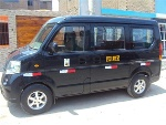 Foto Minivan 8 pasajeros listo para hacer taxi