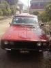 Foto Toyota Corona 1973 Rojo Perfecto Estado