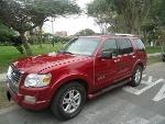 Foto Camioneta Ford Explorer Dual - Gasolina / GLP