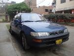 Foto Vendo auto toyota corolla 1996 motor 1.6