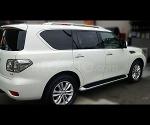 Foto Nissan patrol 2011