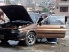 Foto Toyota tercel model hachback - no. 148049