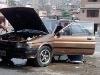 Foto Toyota tercel model hachback en perú
