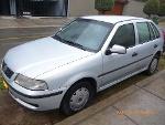 Foto Volkswagen Gol Año 2000 Motor 1800