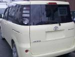 Foto Toyota sienta 4x2