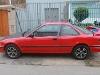 Foto Acura Integra LS del 90, color rojo, motor Honda