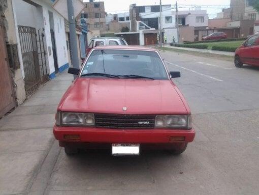 Foto Toyota corona 86