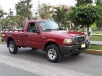 Foto Vendo camioneta 4x2 ford ranger cabina simple...