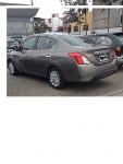 Foto Nissan versa 2013// siniestrado//motor operativo
