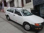 Foto Se vende station wagon nissan ad van 2002 en perú