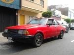 Foto 1982 mazda 626 coupe rojo en san luis