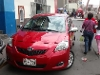 Foto Vendo yaris 2010 rojo placas de Arequipa
