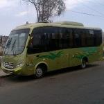 Foto Vendo minibus mitsubishi fuso