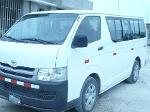 Foto Microbus Toyota