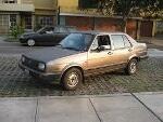 Foto Volkswagen jetta 1987 remato $ 1750 mecanico...